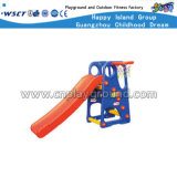 School Outdoor Playground Kids Plastic Slide (M11-09401)