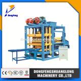 Concreto Qt4-25 que pavimenta la máquina del bloque