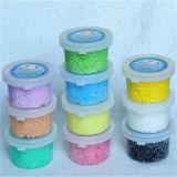 Memoria di colore dello SGS che modella l'argilla della gomma piuma della sfera della perla