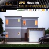 3 слоя квартиры конструировали Prefab дом с Windows и дверями