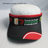 Fördernde aufgetragene Baumwolle gekennzeichnete Sport-Schutzkappe ohne Krone