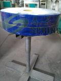 HochleistungsLayflat Einleitung-Schlauch blaue Farbe Belüftung-/Landwirtschaft gelegte flache Schlauchleitung