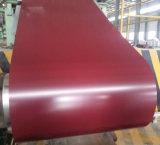 Acciaio galvanizzato PPGI/PPGL d'acciaio laminato a freddo della bobina di Gi (0.15mm-0.8mm)