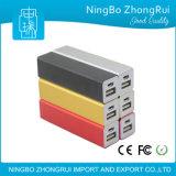Geschenke AluminiumRoHS Energien-Bank-Aufladeeinheit für iPhone 6