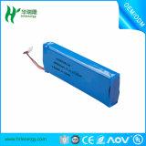 Polymer-Plastik Li-Ionbatterie-Fabrik 4.6ah 11.1V 6546126