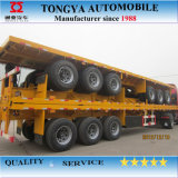 40ft Container Flatbed Semi-Trailer
