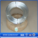 Altos Carbon y Low Carbon Galvanized Steel Wire