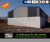 Paprika-Projekt-Lager verwendetes Stahlkonstruktion-Gebäude