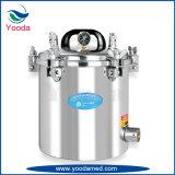 Autoclave médica portátil do Sterilizer do vapor da pressão