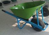 16X6.50-8空気車輪が付いている頑丈な手押し車