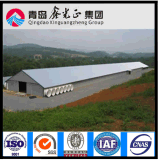 Casa de pollo prefabricada de la gerencia fácil (PCH-19)