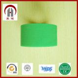 Einfacher Riss-materielles grünes Tuch-Leitung-Band mit wasserdichtem Merkmal