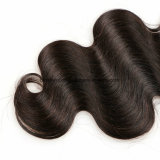 Großhandelsjungfrau-Haar-unverarbeitete brasilianische Jungfrau-Menschenhaar-Karosserien-Welle