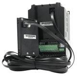 Invertitore di frequenza di controllo di vettore di Eds1000-4t0110g/0150p 15kw, monofase o input a tre fasi VFD