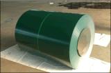 Colorear la hoja de acero revestida en bobina