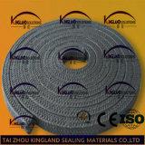 (KLP213) PTFE con l'imballaggio di sigillamento della ghiandola di memoria della gomma di silicone