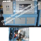 Équipement de test de turbocompresseur, vitesse d'essai, flux d'air, surpression, etc.