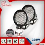 10inch impermeabile 225W Cool White LED Driving Light