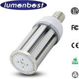 lámpara del maíz de la modificación 36W LED de cETLus/ETL (cuerpo de aluminio de la cubierta de la PC)