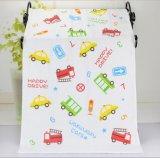 新式の印刷されたパターン柔らかい赤ん坊の浴室タオル