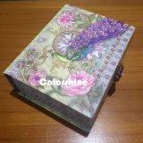 高品質の浮彫りになることを用いる装飾的なペーパーパッキングギフト用の箱