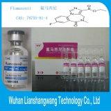 Flumazenil CAS: 78755-81-4 Raws branco para tratar pacientes excessivamente Drowsy