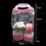 構成の記憶のオルガナイザーの洗面用品旅行美の化粧品袋