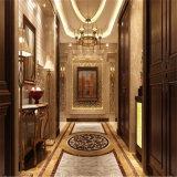 Черная гостиница высокия уровня плиты нержавеющей стали цвета волосяного покрова 304