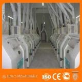 Máquina automática de la molinería de maíz de la operación fácil caliente de la venta