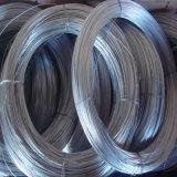 溶接のためのエレクトロによって電流を通される鉄ワイヤー