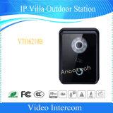 Intercomunicador video da estação ao ar livre da casa de campo do IP de Dahua (VTO6210B)