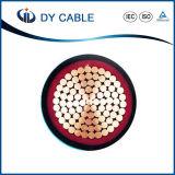 Cables de transmisión acorazados aislados XLPE de cobre del conductor de la alta calidad