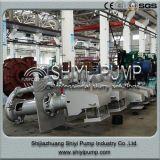 Pompa centrifuga di trattamento delle acque di estrazione mineraria alla rinfusa di trasferimento resistente verticale dell'acqua