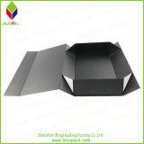Caja plegable de papel de estilo retro de cartón