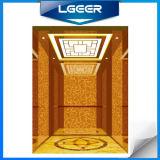 De gekwalificeerde Lift van de Passagier met Goed Materiaal
