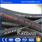 Aceite a alta presión resistente a la 1ª hidráulico Manguera de goma EN853