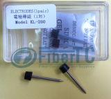 접합 기계를 위한 섬유 융해 접착구 전극 섬유 연장 모음 여분 전극