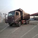 Autocarro con cassone ribaltabile di estrazione mineraria di marca di Sinotruk HOWO per 40tons, 50tons