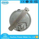 100つのmmのステンレス鋼のクランプが付いている液体の詰物の圧力計