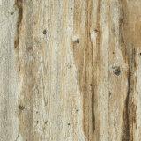 Azulejos de suelo de madera de la porcelana de la inyección de tinta (KSM66348)