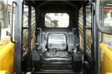 販売のための中国の工場価格74.5HPのバケツのボブキャットのスキッドの雄牛のローダー