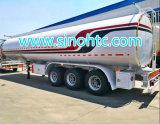 Tri-Welle 35 000L Kraftstoff-Transport-Schlussteil