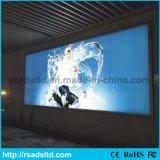 Cadre en gros d'éclairage LED de tissu de textile