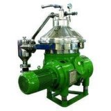 Separador de la centrifugadora del refino de petróleo vegetal