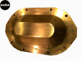 OEMの鋼鉄投資の弁の部品のための精密によって失われるワックスの鋳造