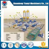 Machine creuse composée fonctionnelle de panneau de mur de sandwich à partition de Tianyi