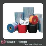 Film coloré fluorescent mou de empaquetage de PVC