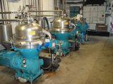 Maquinaria industrial de la centrifugadora