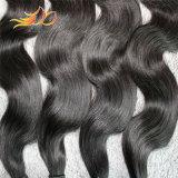 Capelli indiani non trattati dell'onda del corpo dei capelli umani del Virgin 8A