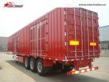 53FT Van Type Semi Schlussteil für Bulkladung-Transport